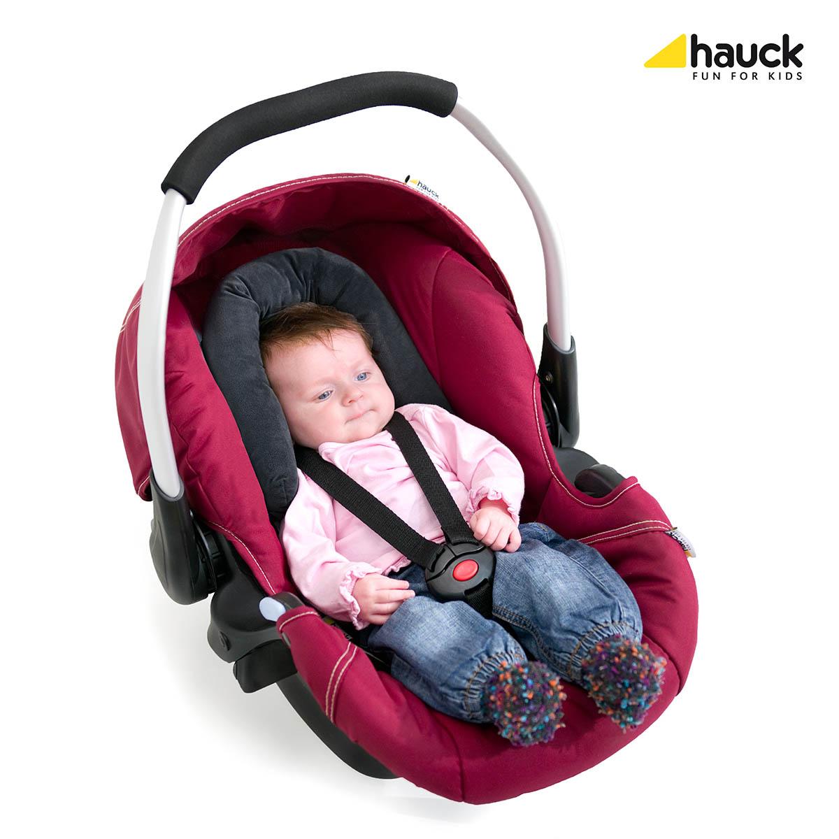 Hauck ieliktņi autosēdeklītim un sporta ratiem - Hug Me 2