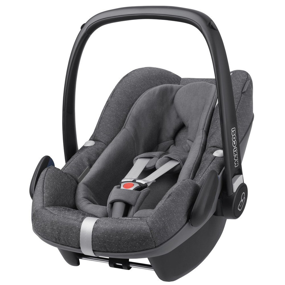 Maxi Cosi Pebble Plus autokrēsls - Sparkling Grey