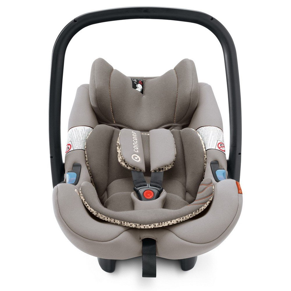 CONCORD AIR Safe auto sēdeklītis 0-13 kg - Steel Grey