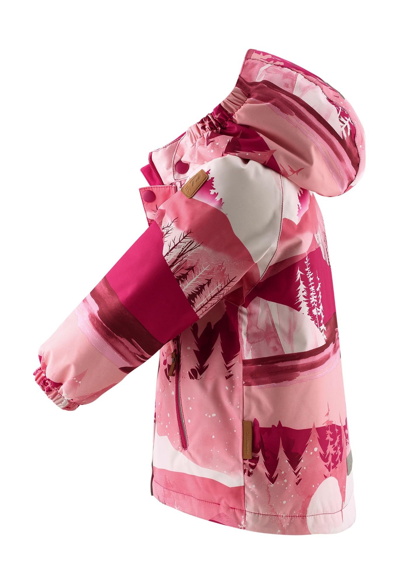 Reima Ruis ziemas jaka, Raspberry Pink, 110izm