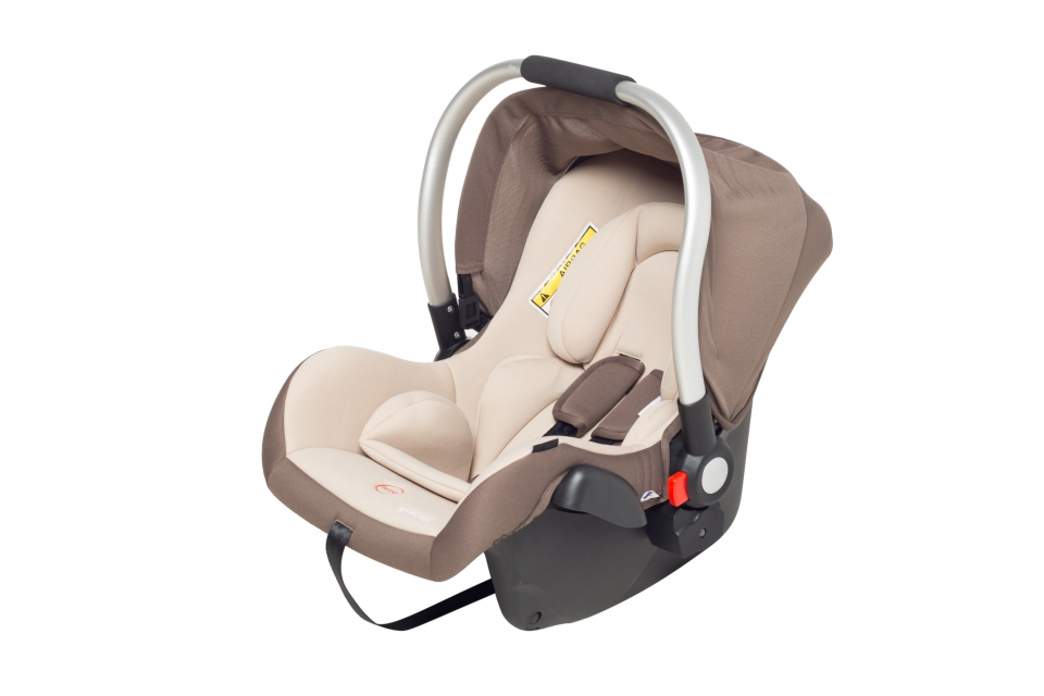Britton Baby Way Plus auto krēsls 0-13 kg - bēšs