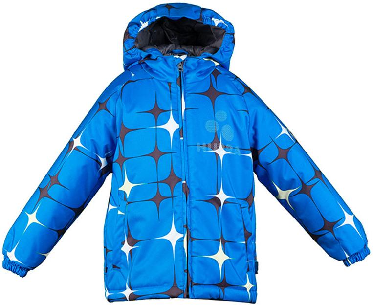 Huppa ziemas jaka CLASSY 104izm, blue pattern