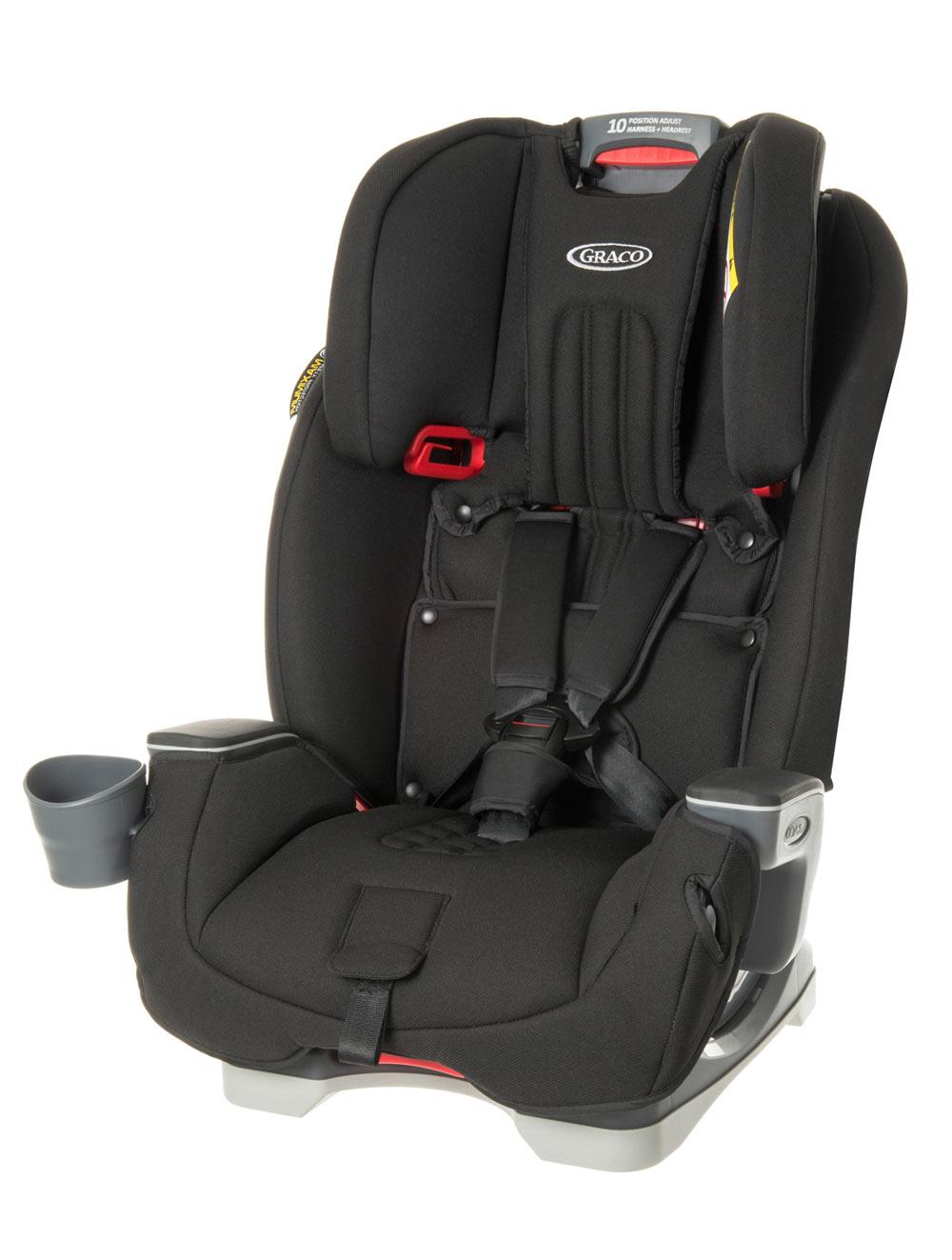 Graco Milestone 0-36 kg auto krēsls - Black