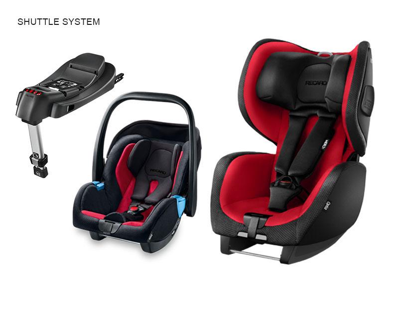 Recaro Fix bāze Privia un Optia autokrēsliņiem