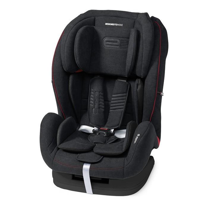 Espiro Kappa auto krēsls 9-36kg - 10, Onyx