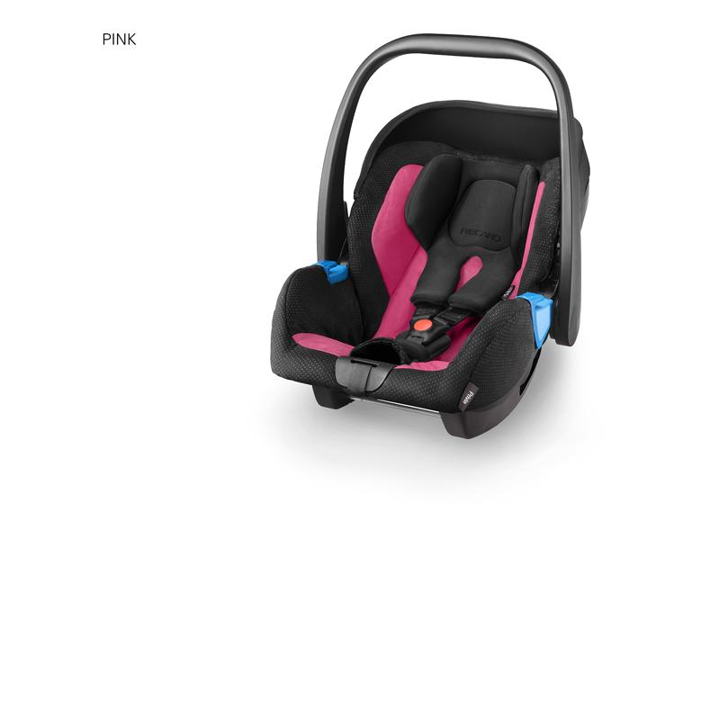 Recaro Privia auto krēsliņš 0-13 kg  - Pink